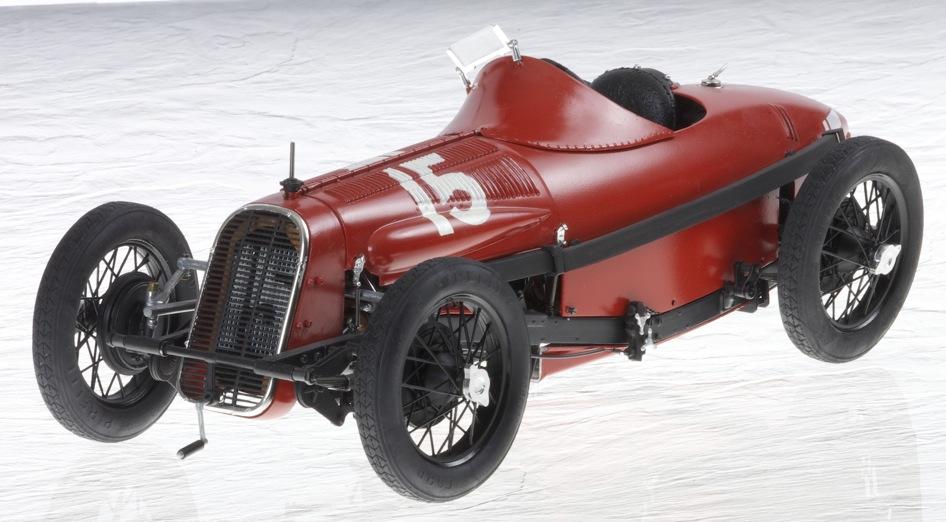 Fiat 806 1927 Mro F1 Engineering