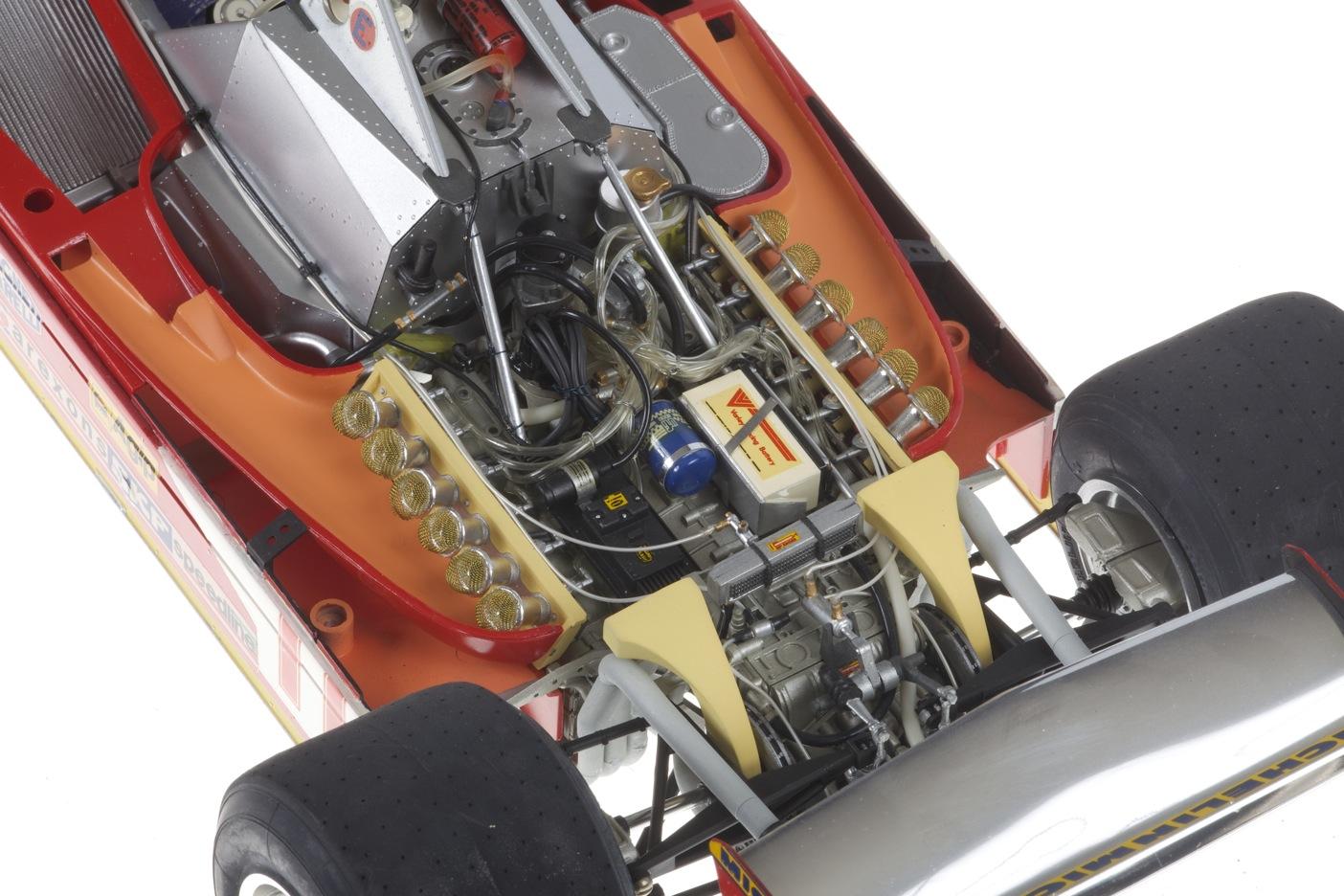 Second Hand Cars >> Ferrari 312T4 | MRO F1 Engineering