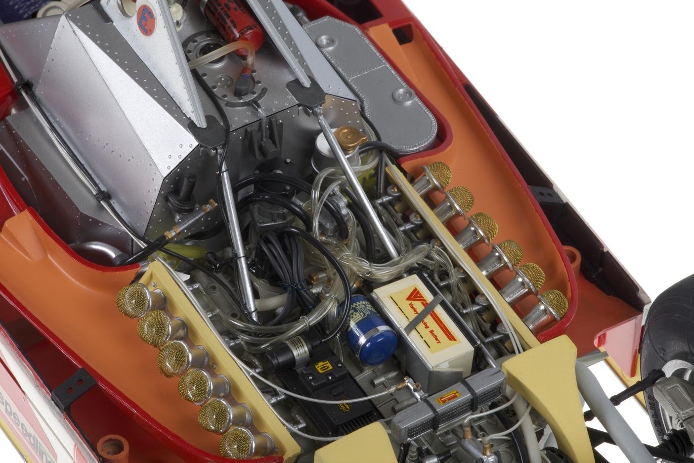 Ferrari Driving School >> Ferrari 312T4 | MRO F1 Engineering