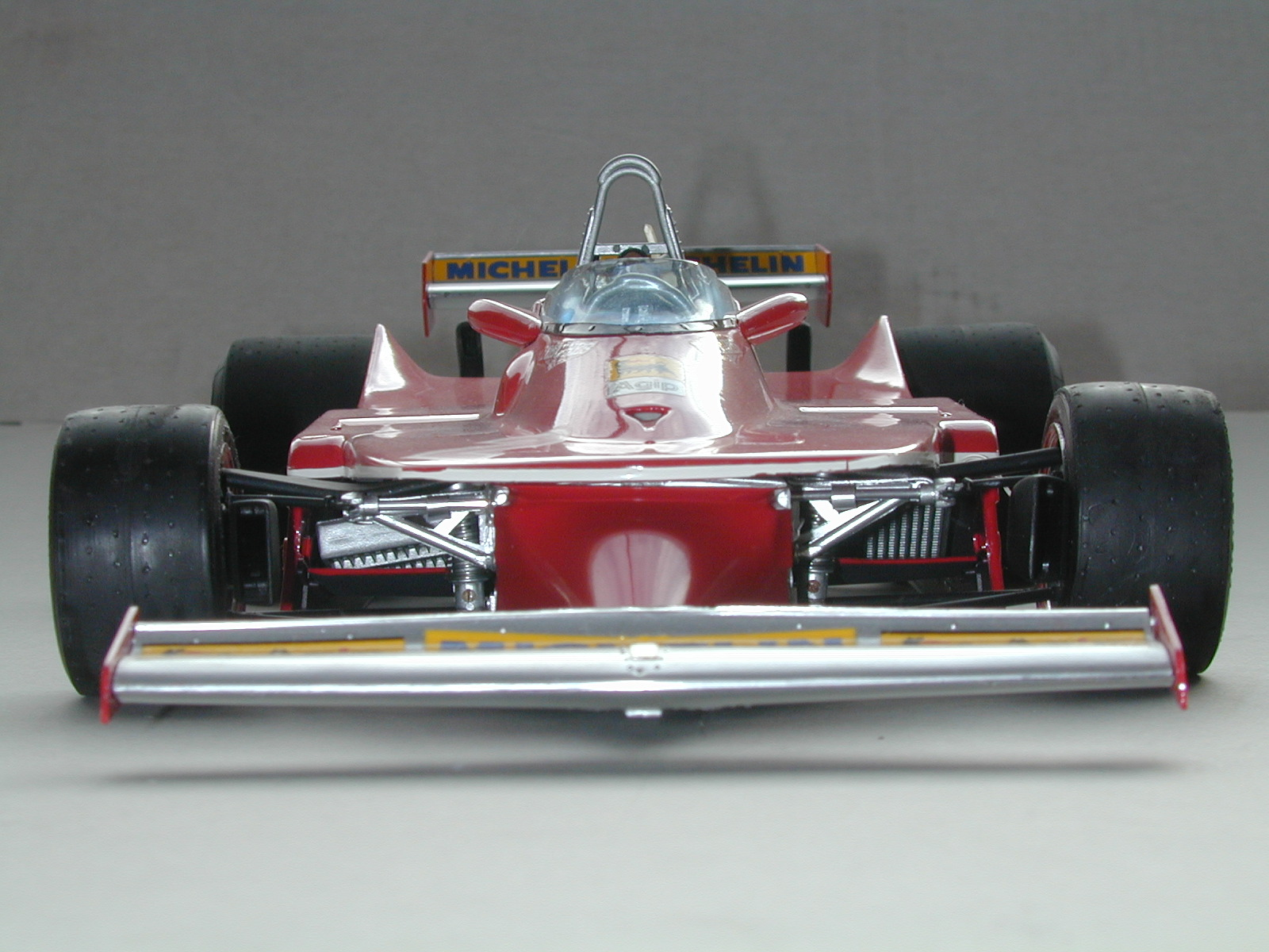 Ferrari 312T5 MRO F1 Engineering