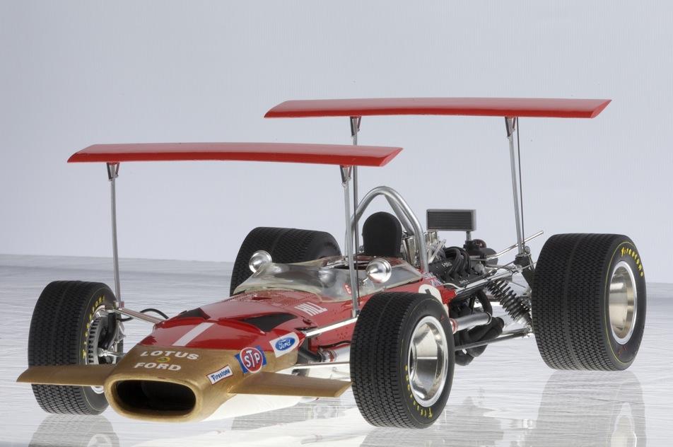 Lotus 49B | MRO F1 Engineering
