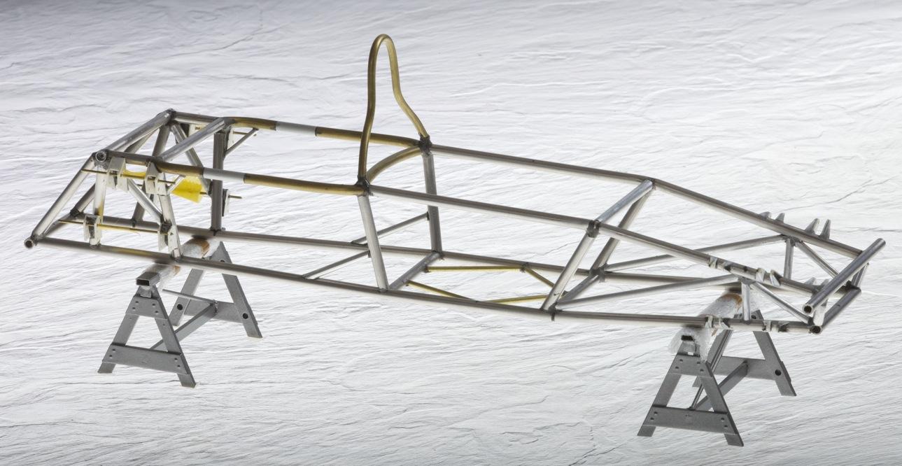 Ferrari 156 Sharknose Mro F1 Engineering