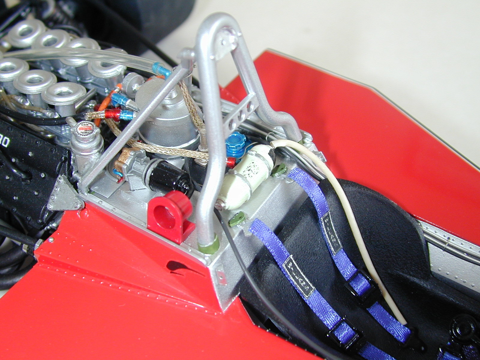 Mclaren M23 5 Mro F1 Engineering