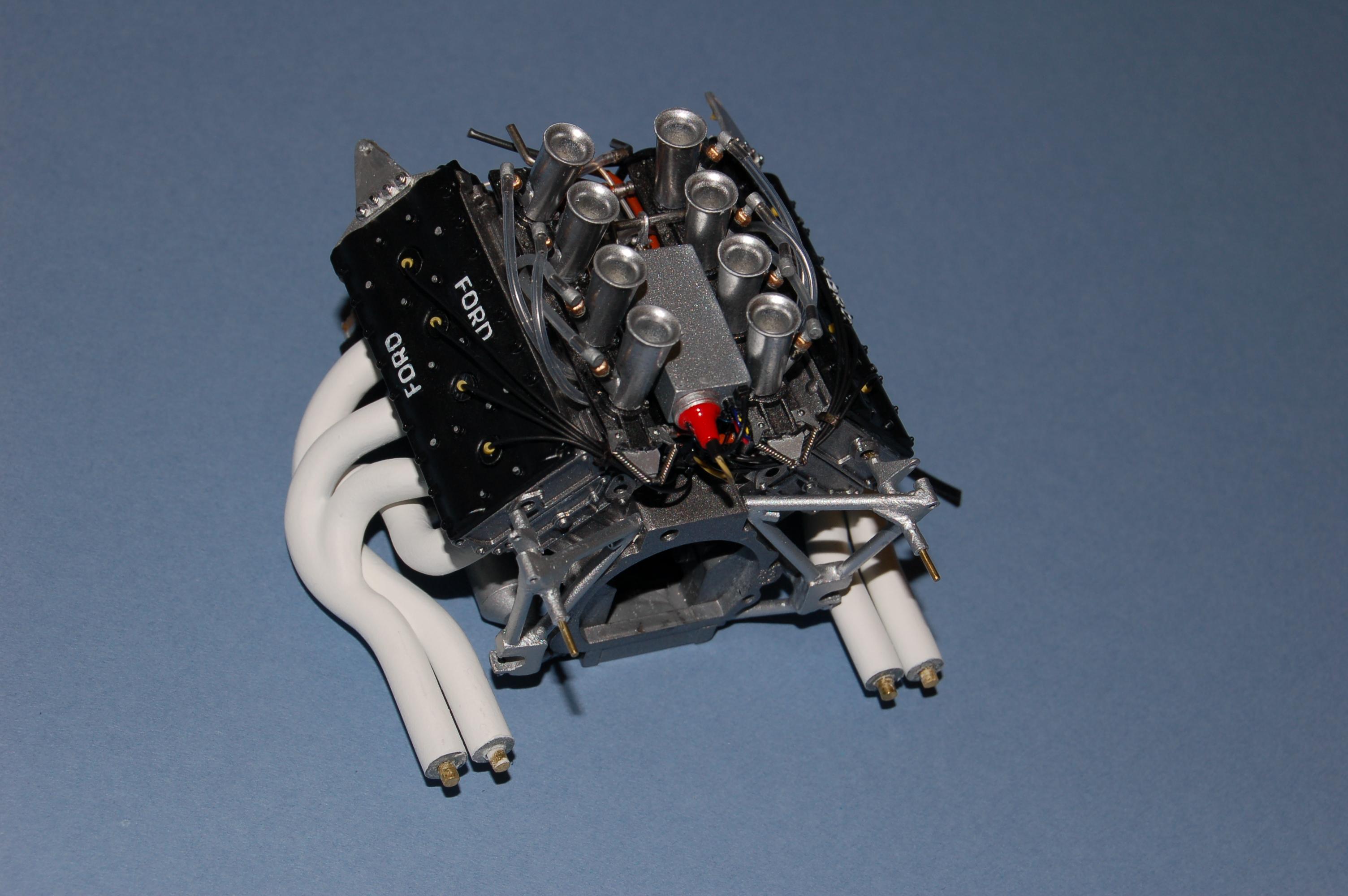 Lotus 49/R1 | MRO F1 Engineering