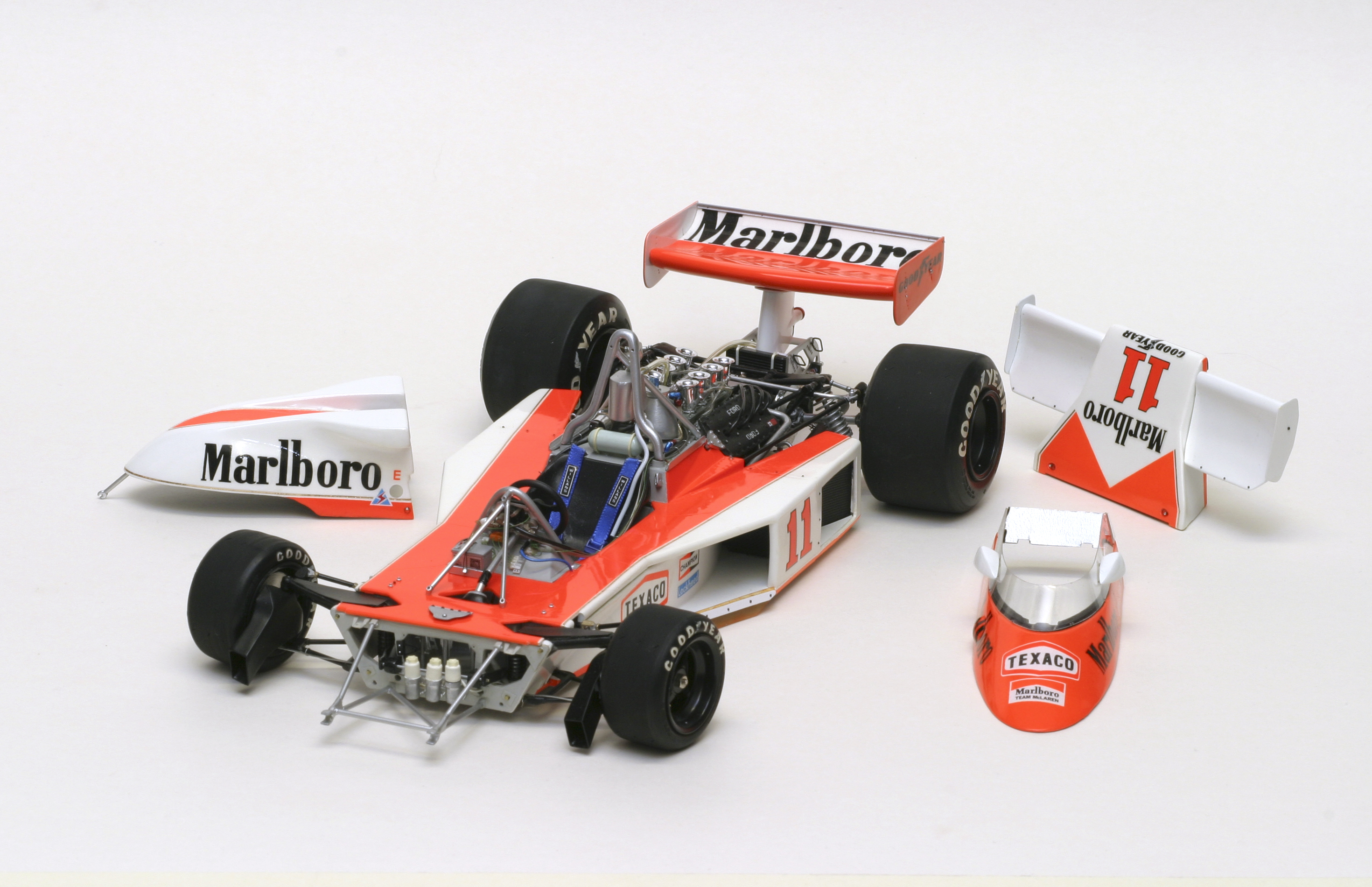 McLaren M23/9, 1976 | MRO F1 Engineering