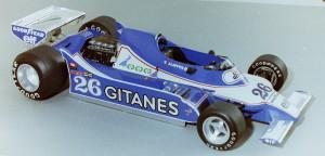 Liger JS11, 1979
