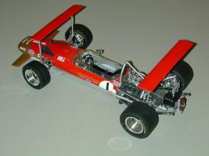 Lotus 49B, Kyalami 1969