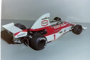 McLaren M23/9, 1975