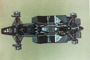 McLaren MP4/2C, 1986